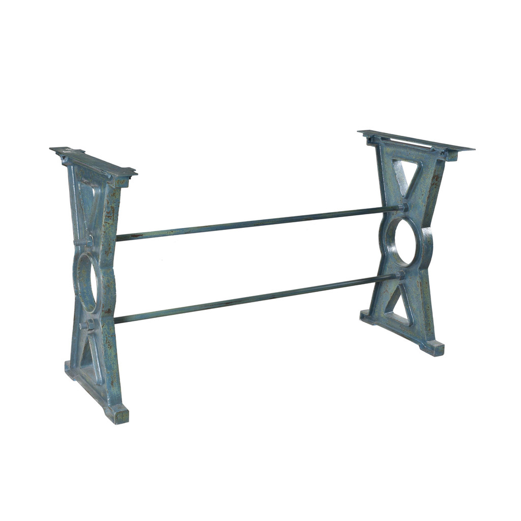 CAST IRON TABLE LEGS (JX011)