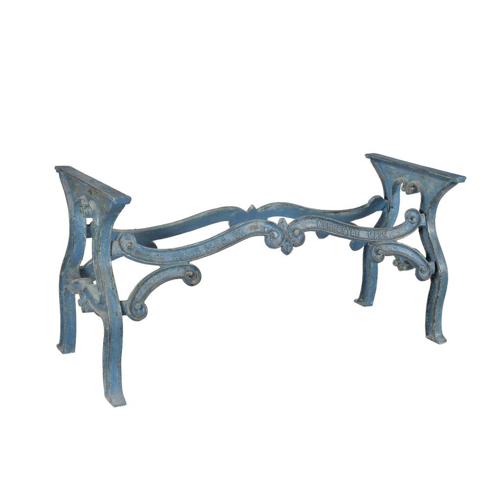 CAST IRON TABLE LEGS (JX013)