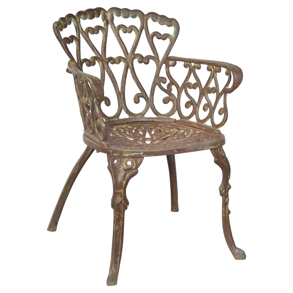 CHAIR CAST IRON (JX103)