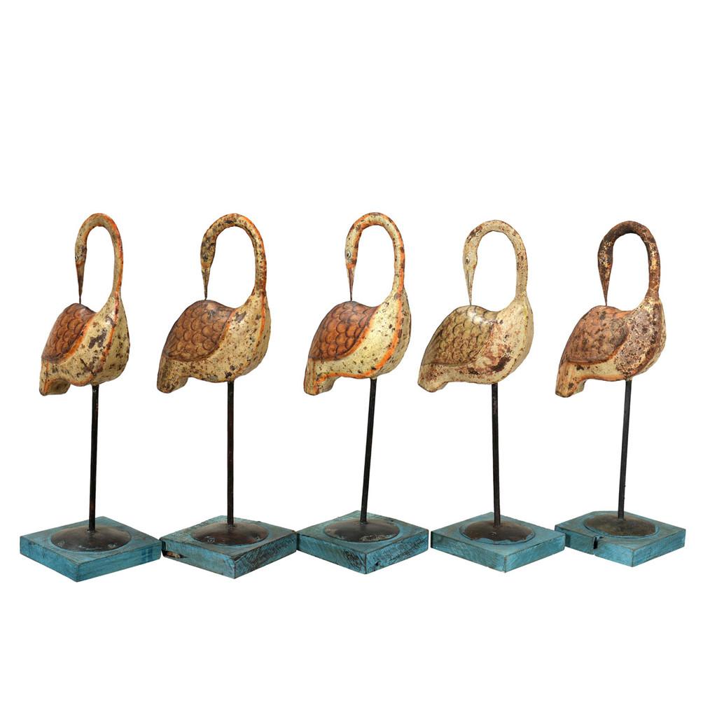 BIRD IRON STAND (JX128)