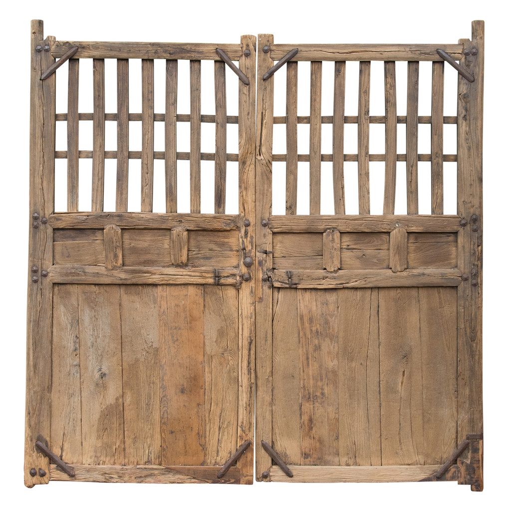 GATES PAIR CHINESE ELM (DC103)