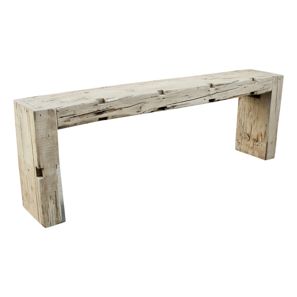 CONSOLE TABLE RUSTIC (DK092)