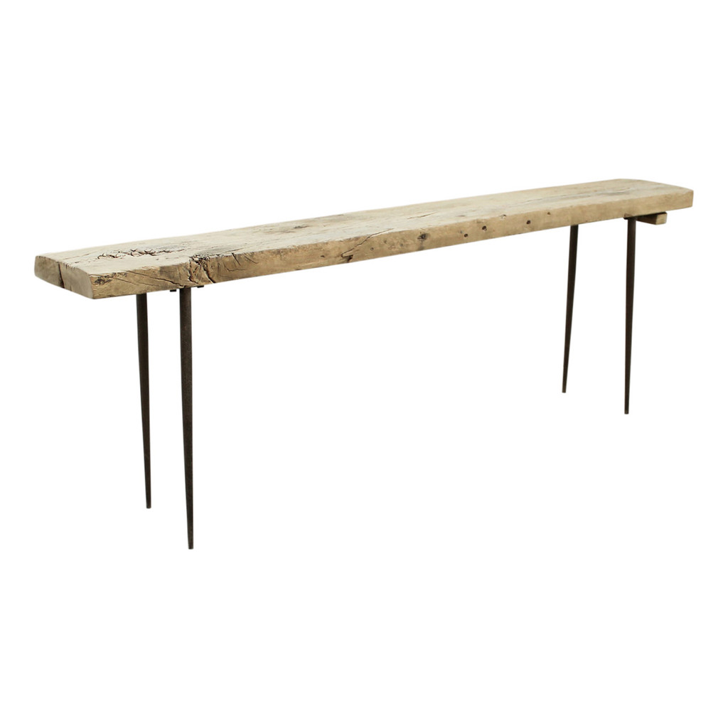 CONSOLE TABLE RUSTIC (DK098)