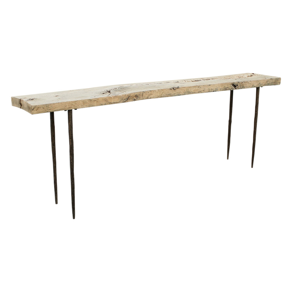 CONSOLE TABLE RUSTIC (DK099)
