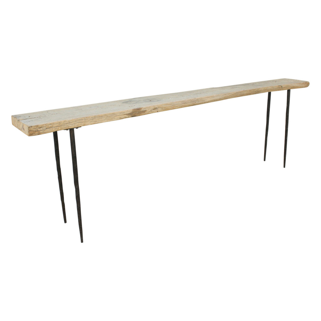 CONSOLE TABLE RUSTIC (DK100)