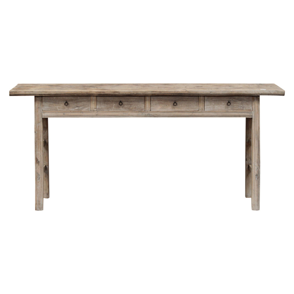 CONSOLE TABLE W/ DRAWERS (DL005)
