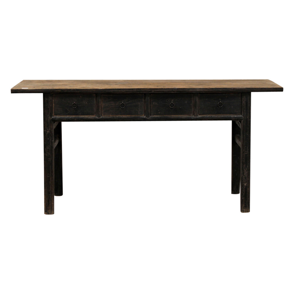 CONSOLE TABLE W/ DRAWERS (DL014)