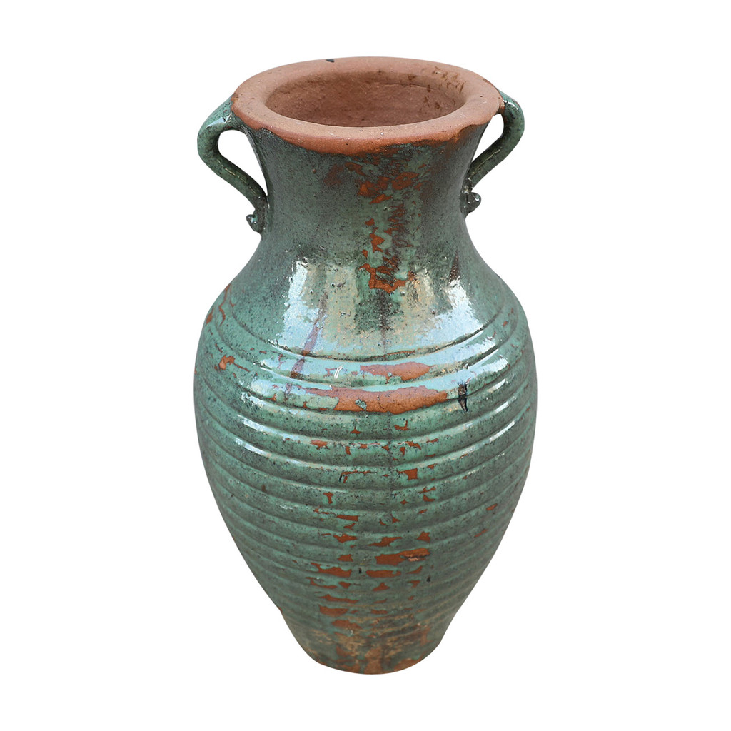 GLAZED POT (DM031)