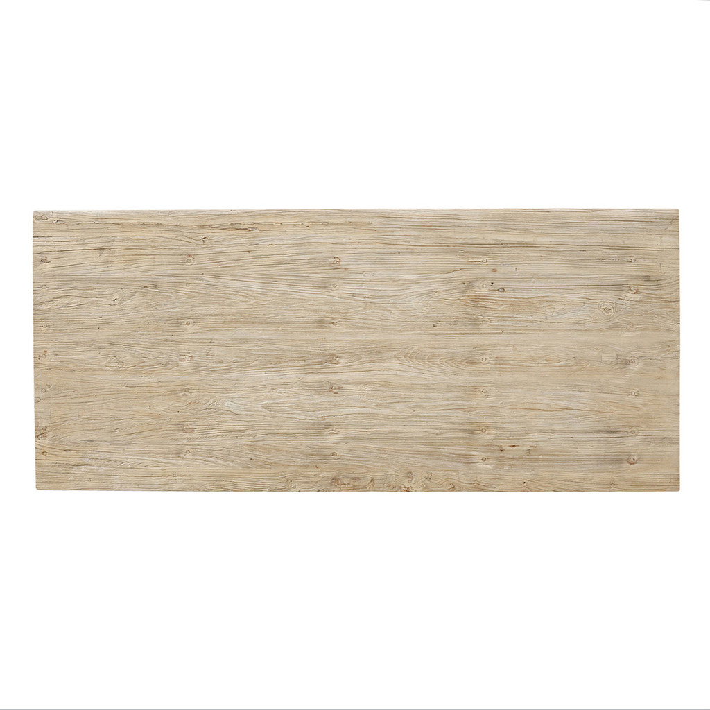 DINING TABLE (TOP ONLY ELM) (DM124)