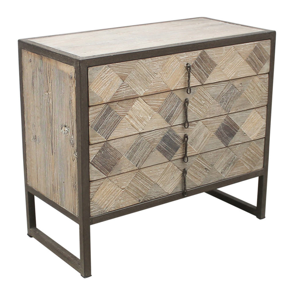 CHEST OF DRAWERS (DM222)