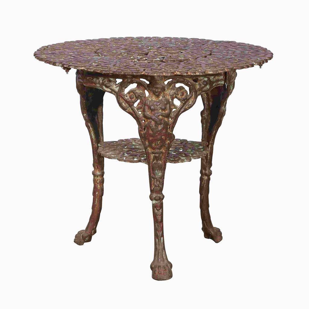 CAST IRON TABLE (JZ220)