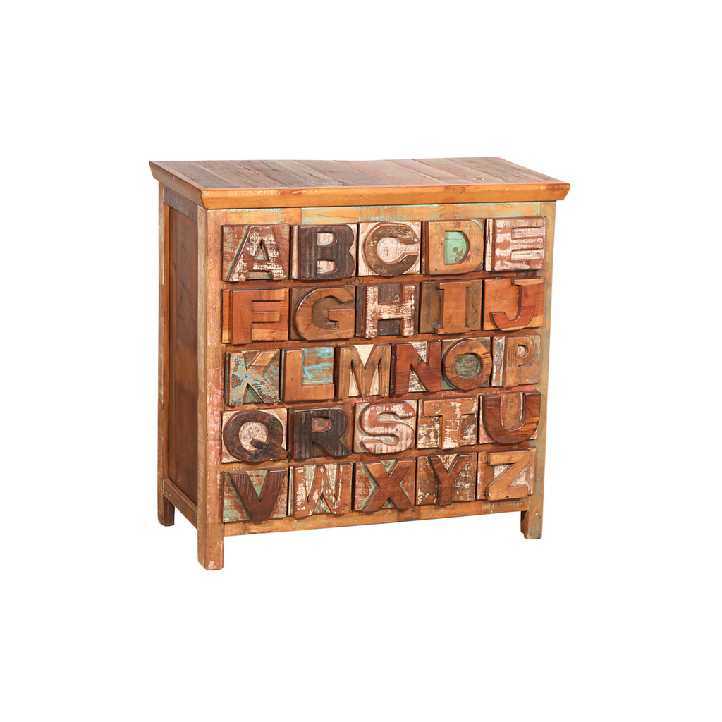 CHEST OF DRAWERS (JZ314)