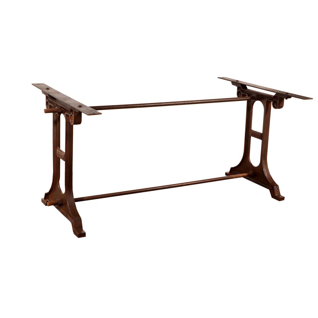 CAST IRON TABLE BASE (KA076)