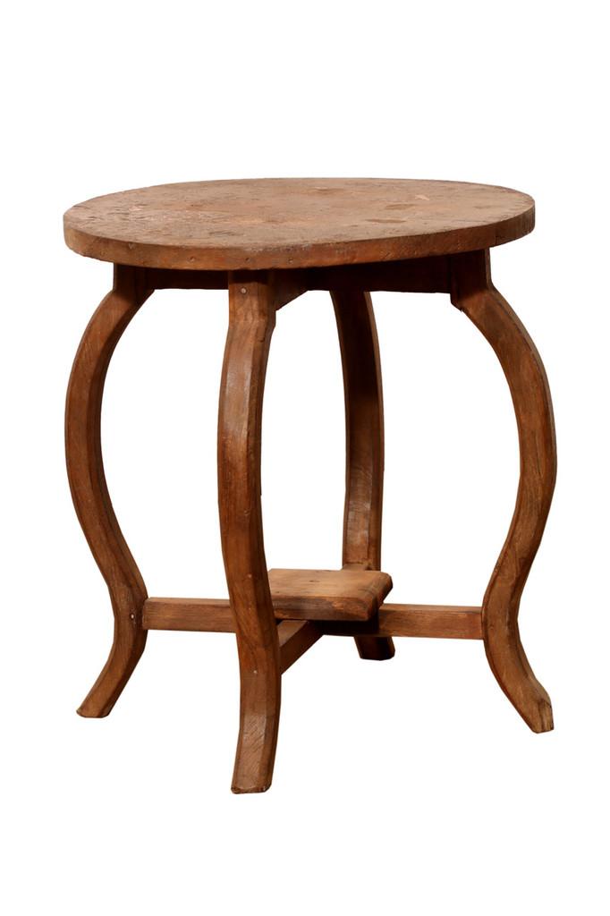 SMALL TEAK TABLE (KA123)