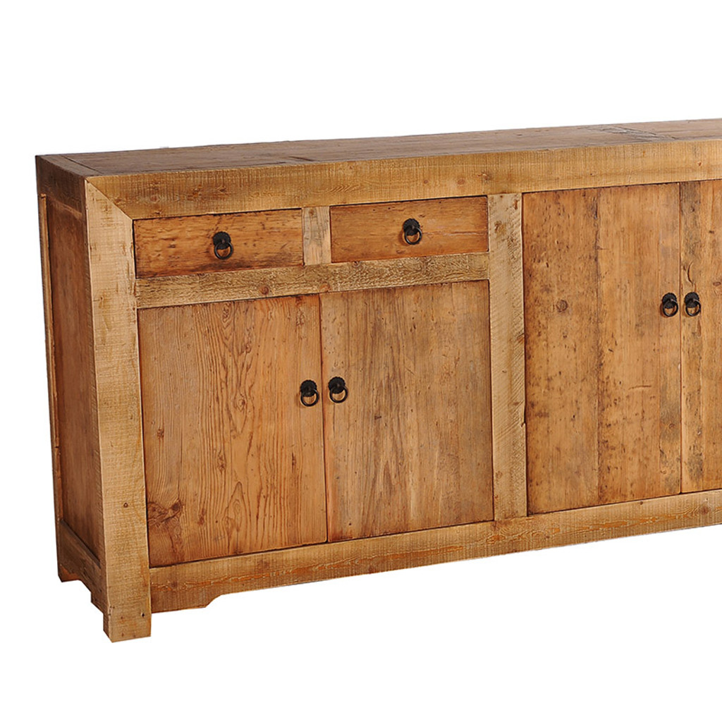 6 DOOR 4 DRAWER SIDEBOARD (F061)