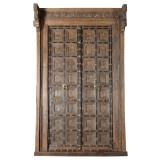 DOORS TEAK IN FRAME (JV064)