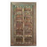 PAIR OF INDIAN DOORS (JZ406)