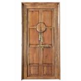 PAIR OF INDIAN DOORS (JZ408)