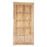 PAIR OF INDIAN DOORS (JZ415)