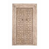 PAIR OF INDIAN DOORS (JZ420)