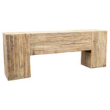 RUSTIC CONSOLE TABLE (DN108)