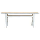 CONSOLE TABLE, WHITE (DN125W)