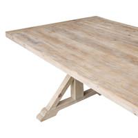 DINING TABLE ELM 2.1M (ET1221)