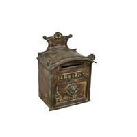 LETTER BOX, CAST IRON (JV066)