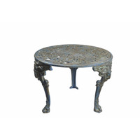 CAST IRON COFFEE TABLE (JX016)