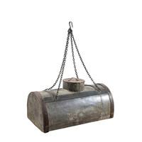 PENDANT LAMP, IRON DRUM (JX168A)