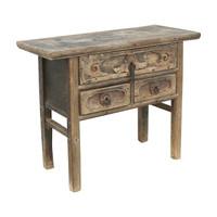 CONSOLE TABLE VINTAGE (DM073)