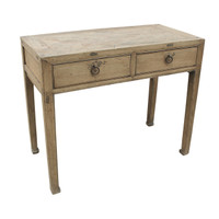 CONSOLE TABLE 2 DRAWER (DM082)