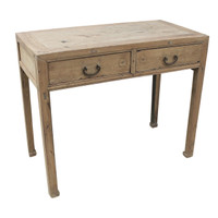 CONSOLE TABLE 2 DRAWER (DM083)