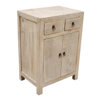 CABINET 2 DOOR 2 DRAWER (DM100)