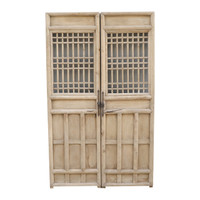 DOORS PAIR ELM (DM157)