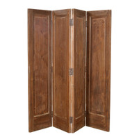 TEAK PARTITION (JZ014)