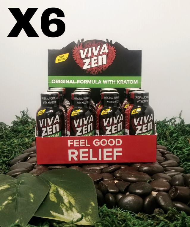 Vivazen 72 Bottles, 6 12-Packs, $4.60 per Bottle