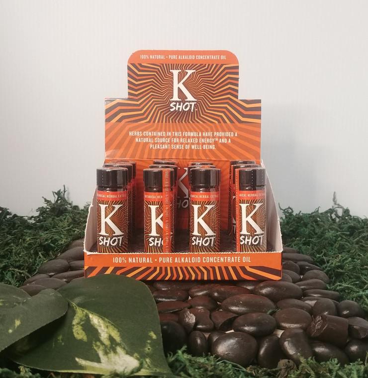 K-Shot 12 15ml Bottles, $16.70 per Bottle