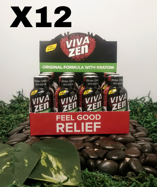 Vivazen 144 Bottles, 12 12-Packs, $4.17 per Bottle