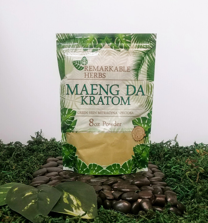 Remarkable Herbs Green Maeng Da - 8oz