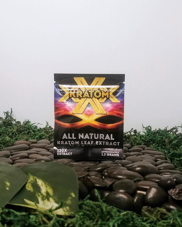 XXX Kratom Extract - 2 Capsules