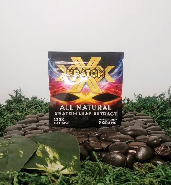 XXX Kratom Extract - 5 Capsules