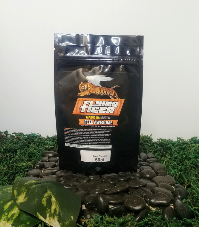 Flying Tiger 50ct Capsules - 5 Packs
