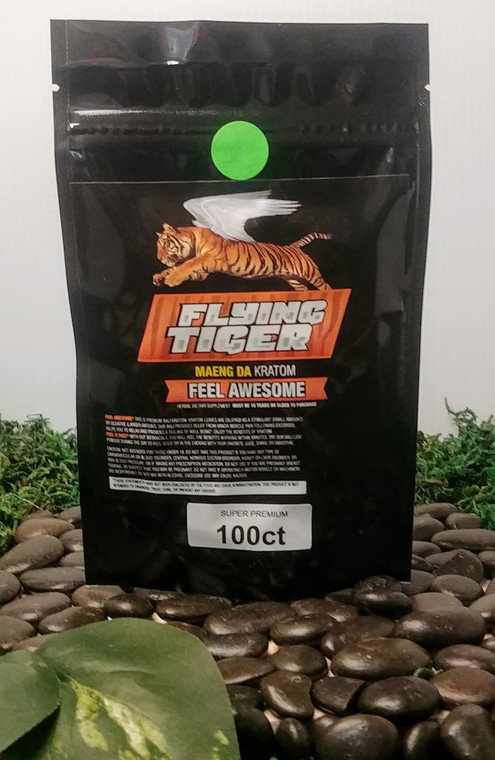 Flying Tiger 100ct Capsules