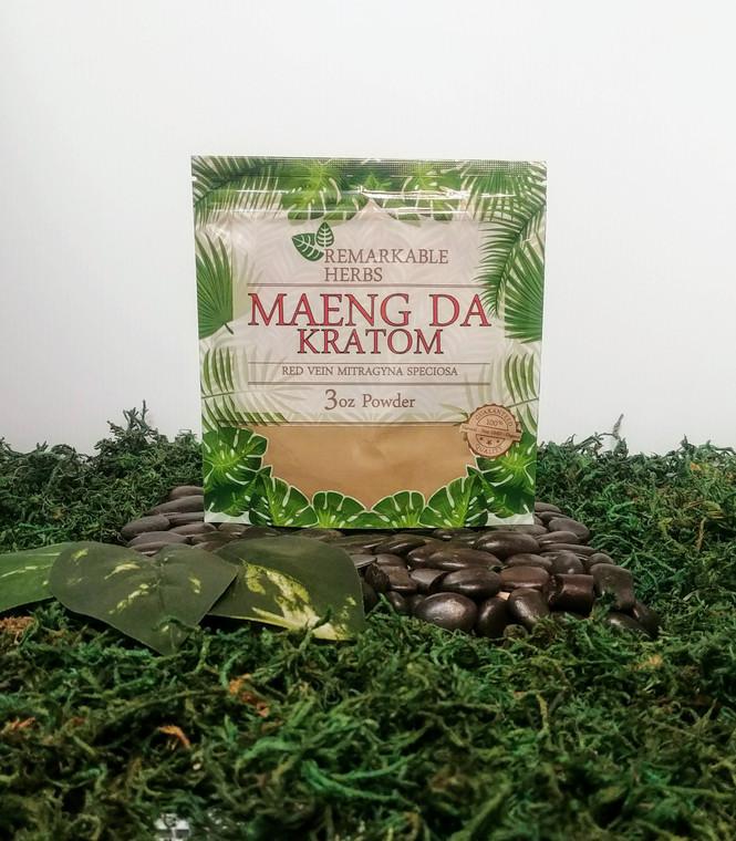Remarkable Herbs Maeng Da Red Vein - 3oz