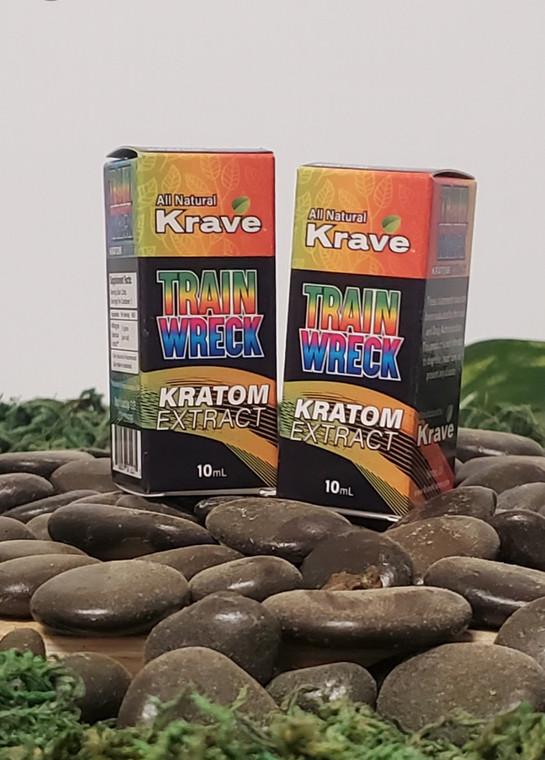 Krave Train Wreck Extract 10 Ml (2BOTTLES)