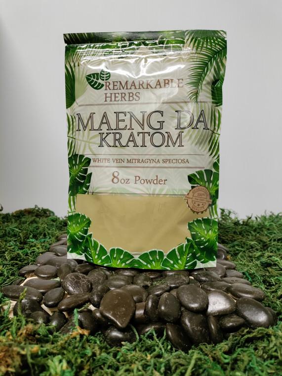 Remarkable Herb White Maeng Da (8oz)