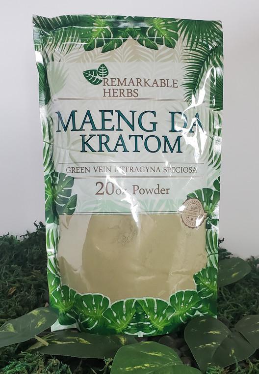 Remarkable Herbs Green MD 20oz bag
