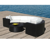 Vilano Round 5-Piece Sectional