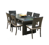 Nicole 7 Piece Dining Set